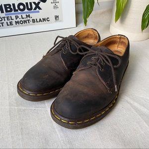 • Dr. Martens • Vintage 1461 England Oxford Shoes